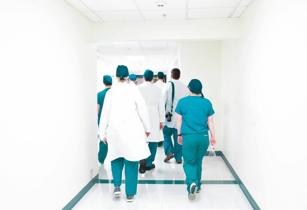 Artsen die lopen jouw-thuiszorg